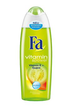 Fa Vitamin & Power Vitamin E Duschgel