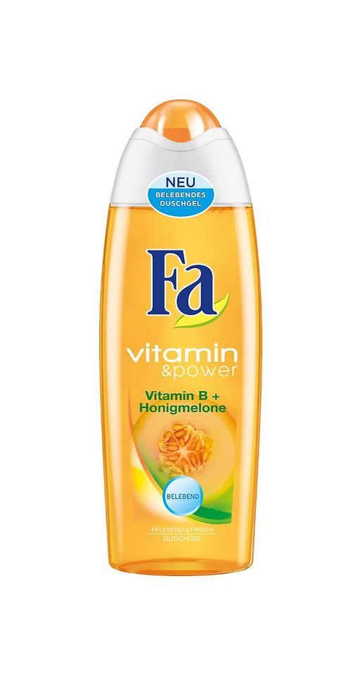 Fa Vitamin & Power Vitamin B Duschgel
