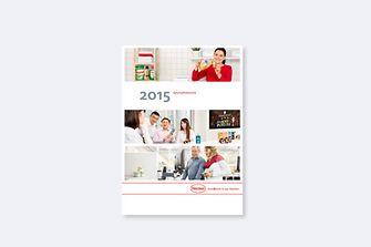 Cover geschäftsbericht 2015