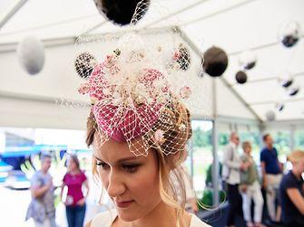 Henkel-Renntag 2016: schöne Hüte
