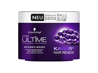 essence Ultîme Kaviar+ Hair Renew Intensiv-Maske