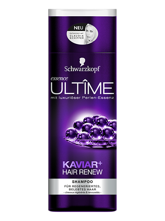 essence Ultîme Kaviar+ Hair Renew Shampoo