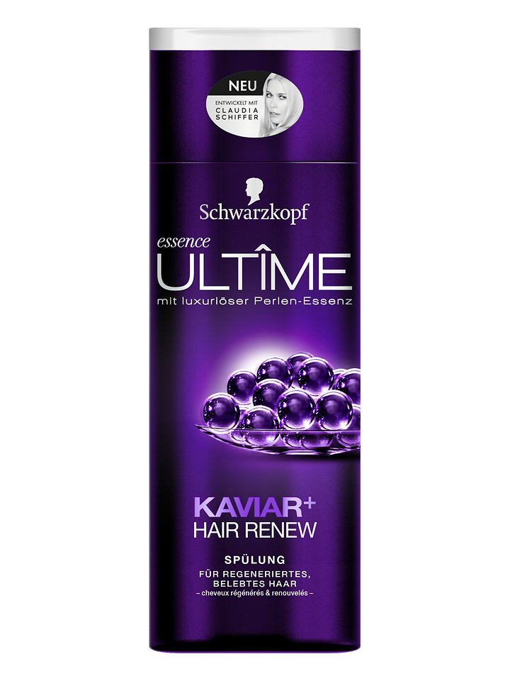 essence Ultîme Kaviar+ Hair Renew Spülung