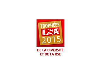 Henkel France recognized with LSA Trophy for Diversity & Corporate Social Responsibility 2015