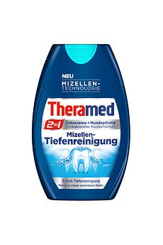 Theramed 2in1 Mizellen-Tiefenreinigung