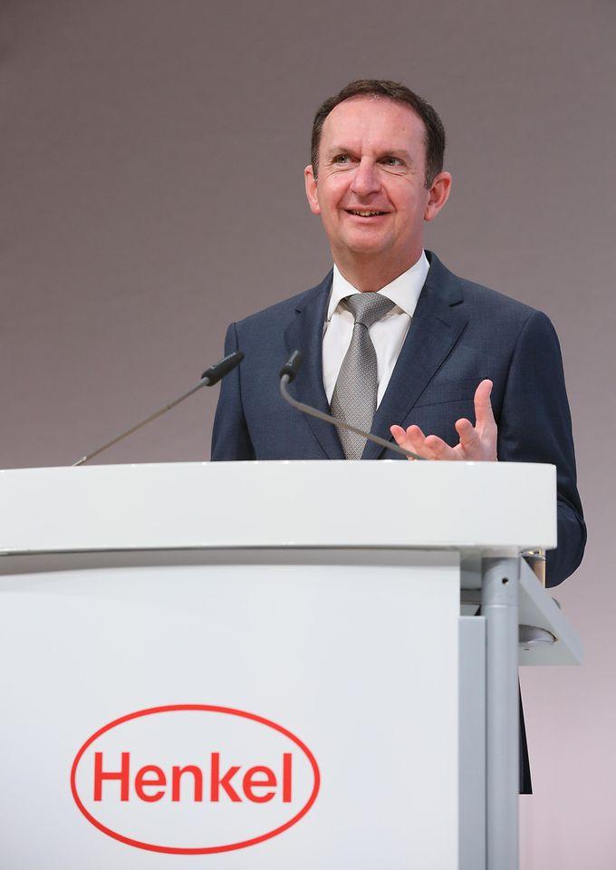 Hans Van Bylen, Vorstandsvorsitzender von Henkel