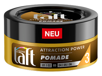 Drei Wetter Taft Attraction Power Pomade