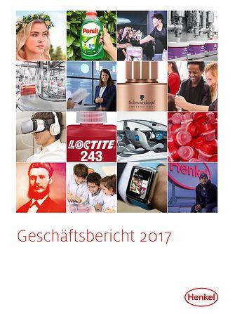 2017 Geschäftsbericht Cover
