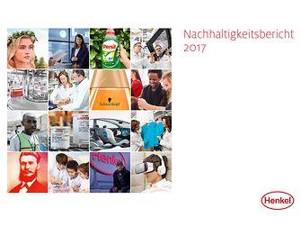 2017 Nachhaltigkeitsbericht Cover