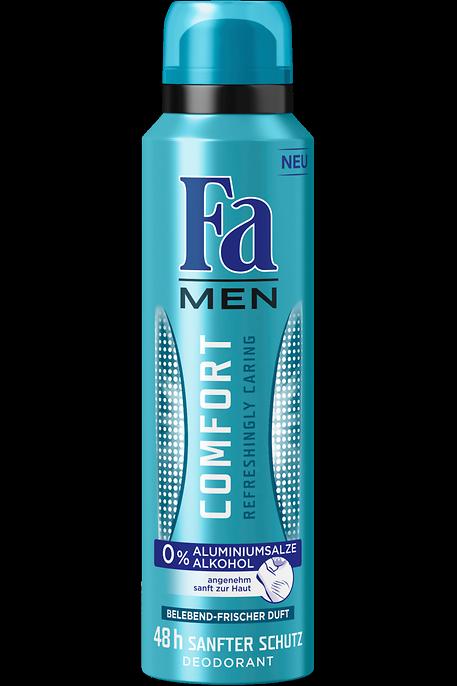 Fa Men Comfort Deodorant