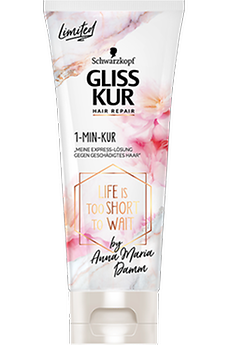 Gliss Kur Hair Repair 1-Min-Kur by Anna Maria Damm