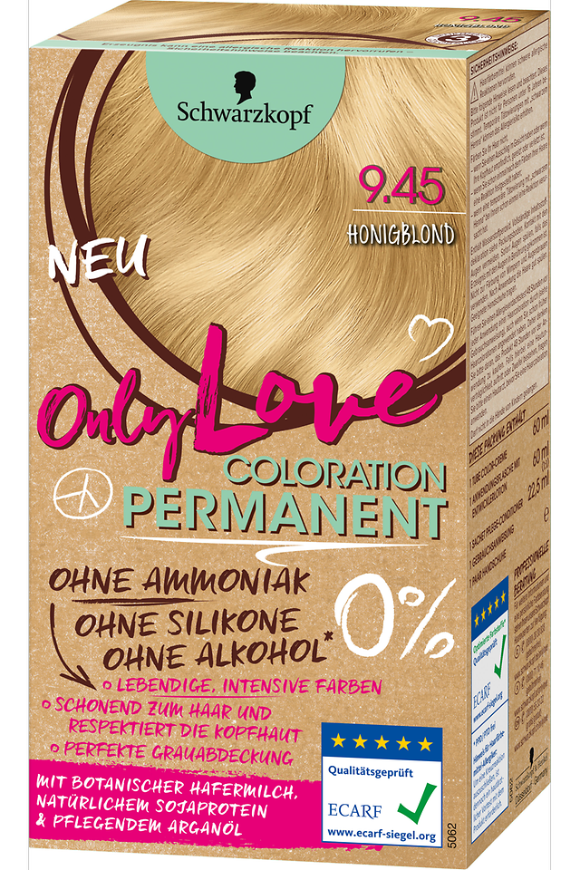 Only Love Honigblond 9.45