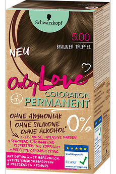 Only Love Brauner Trüffel 5.00