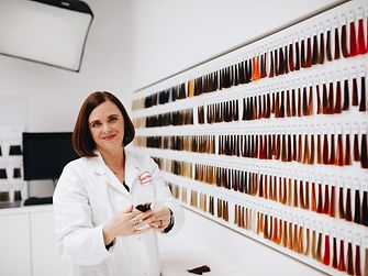 Dr. Keßler-Becker, Senior Manager Hair Color