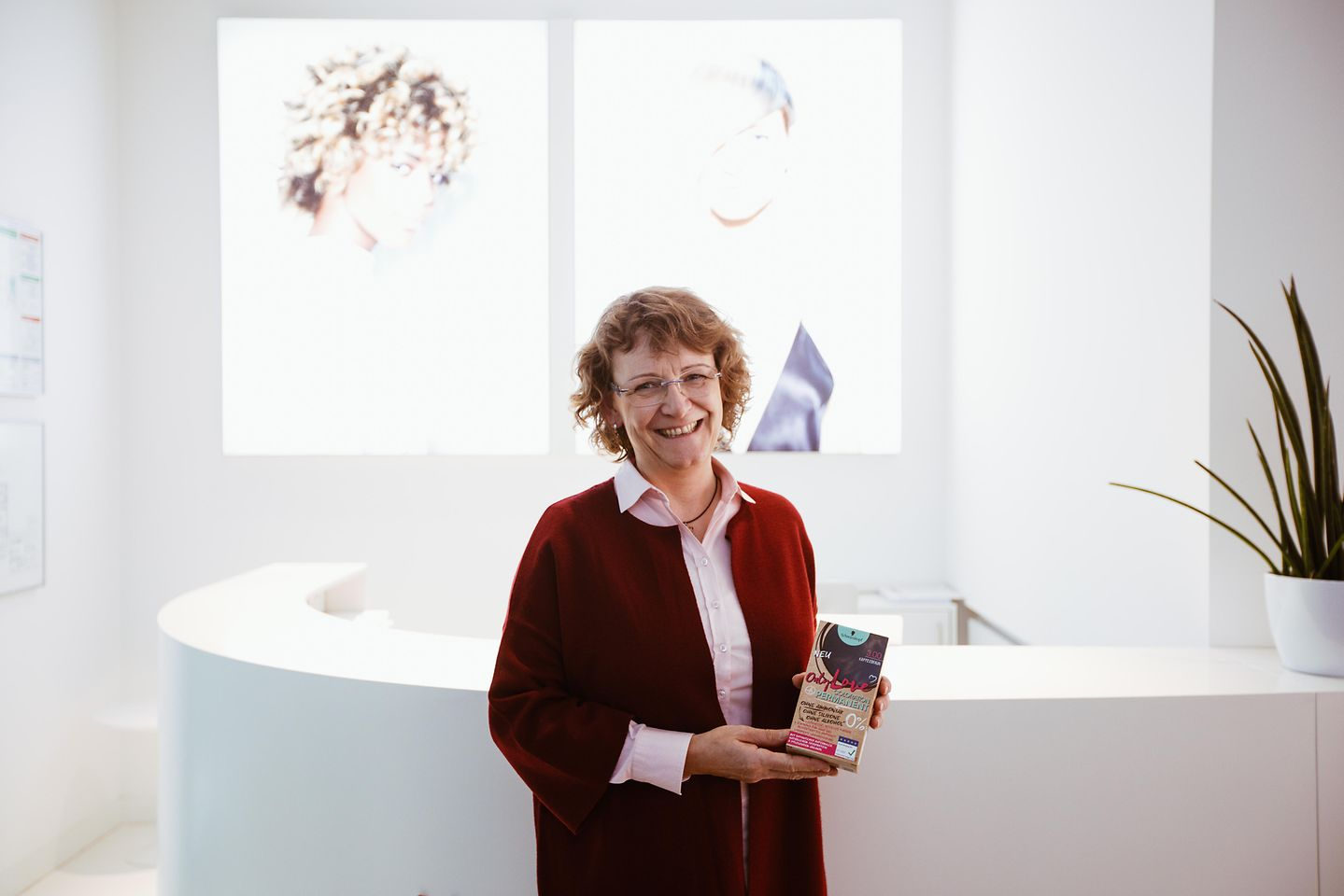 Edith Hartmann, Purchasing Department European Packaging