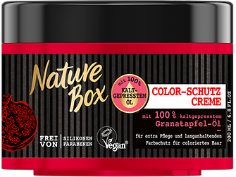 Nature Box Color-Schutz-Creme