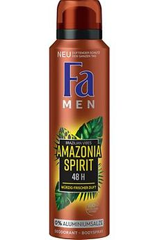 Fa Men Brazilian Vibes Amazonia Spirit Deodorant/Bodyspray