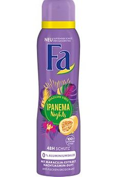 Fa Brazilian Vibes Ipanema Nights Anti-Flecken-Deodorant