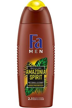 Fa Men Brazilian Vibes Amazonia Spirit 2in1-Duschgel